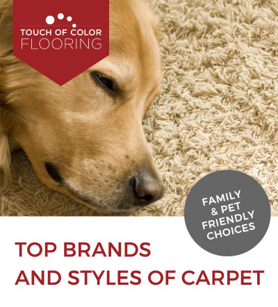 Top Brands and Styles of Carpet